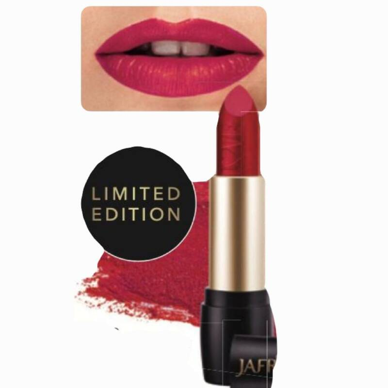 Iconic lipstick Scarlet last cal