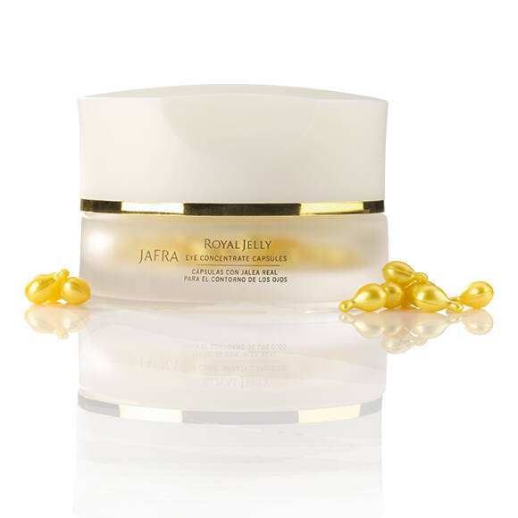 Royal Jelly Eye Concentrate Capsules l Oogcreme