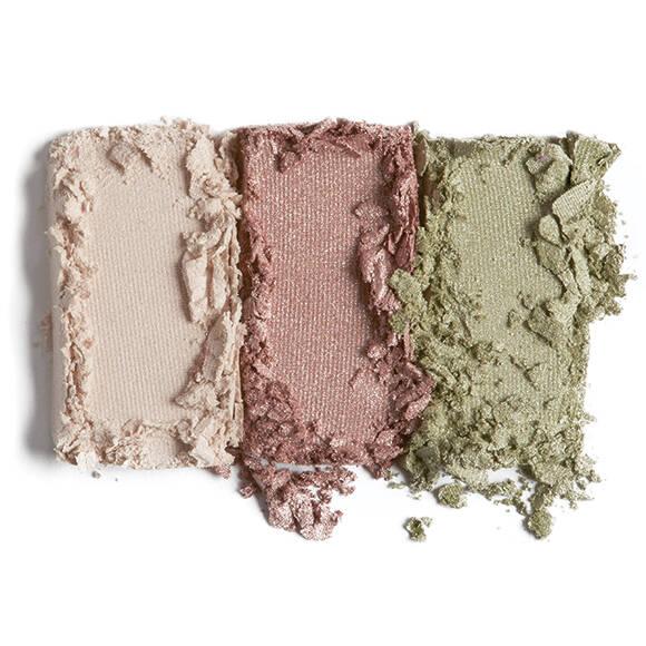 Romance Powder Eyeshadow Trio