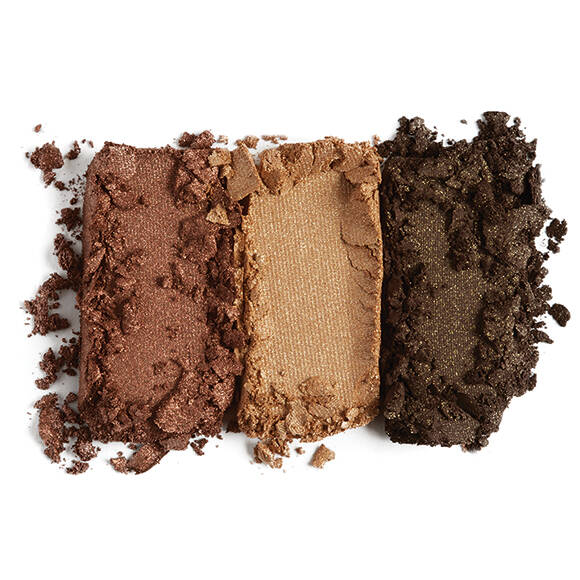 Cappuccino Powder Eyeshadow Trio