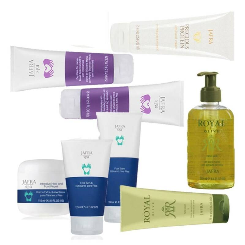 Hand & Feet Care set