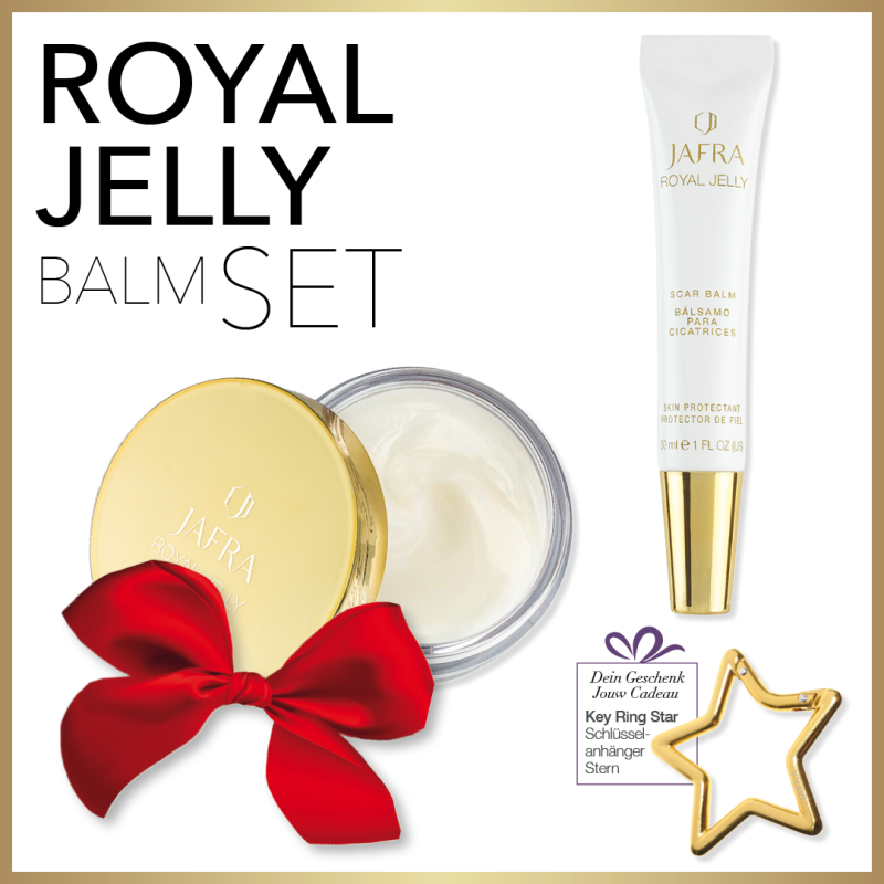 Royal Jelly Balm Set