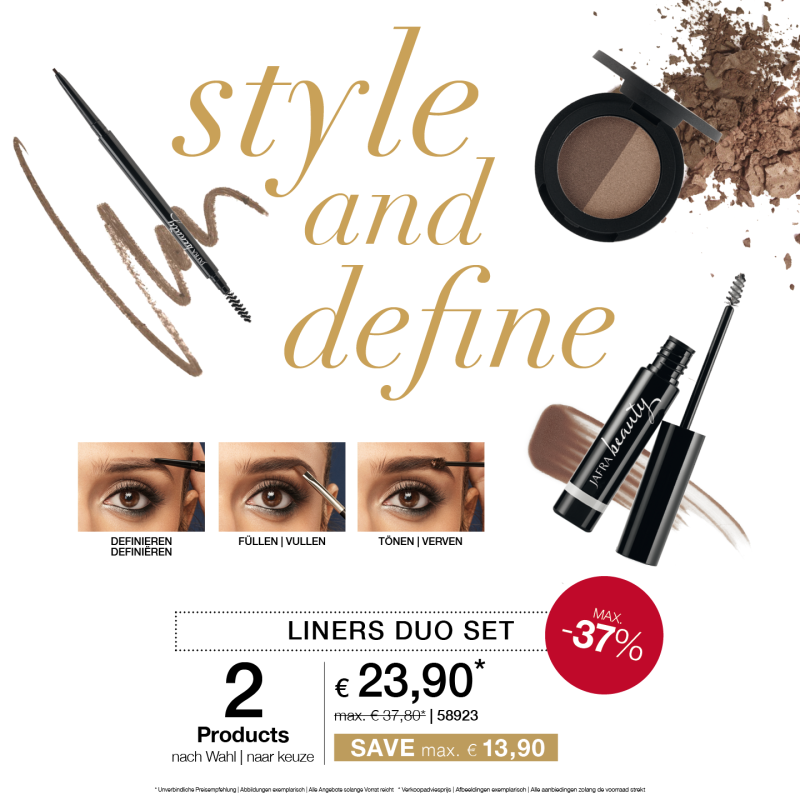 Liners duo set