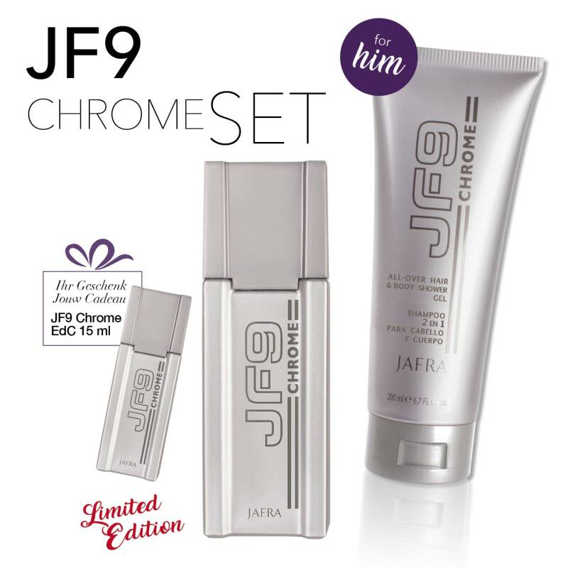 JF 9 Chrome set