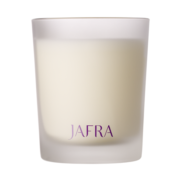Spa Ginger and Eucalyptus Scented Candle