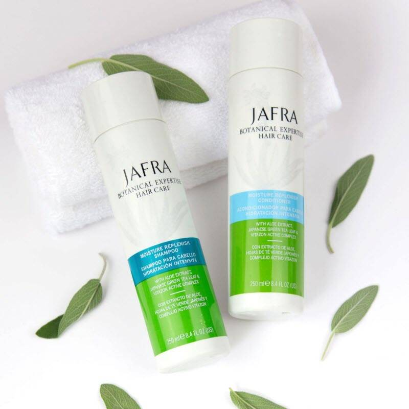 STRONG AND HEALTHY HAIR SET