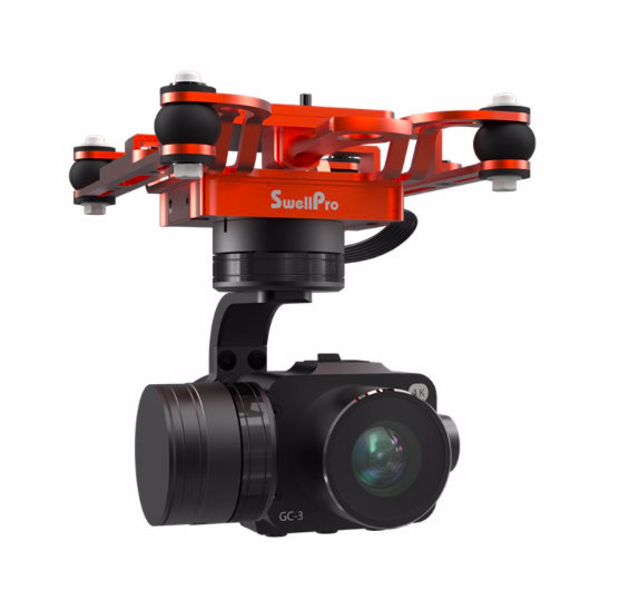 Zz - NL-07 - Camera GC-3 for SplashDrone - Waterproof + Gimbal