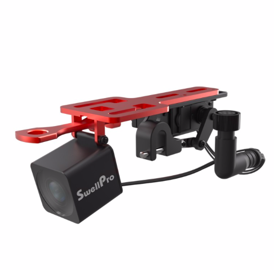 Zz - NL-08 - Waterproof Payload Release Mechanism PL-2 met HD FPV Camera