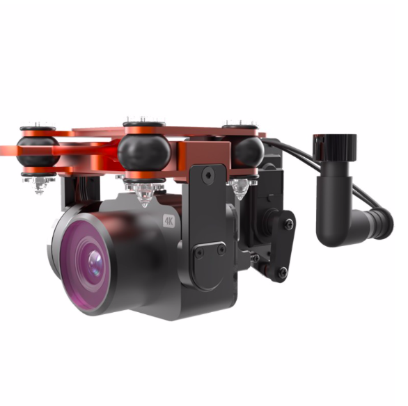 Payload Release System PL3 with Gimbal & Camera for SplashDrone 3+