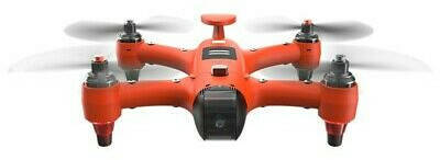 ACTIE! SwellPro Spry+ Floating Drone inclusief Performance Propellers, Optical Glass dome en Membraan