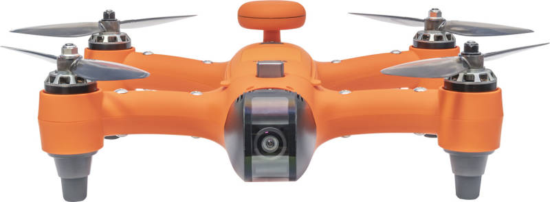 SALE! SwellPro Spry+ Floating & Waterproof Drone included Optical Glassdome, Performance Propellers and Membrane