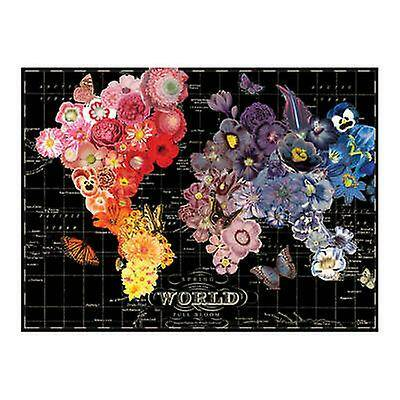 Wendy Gold Full Bloom 1000 Piece by Illustrated by Wendy Gold