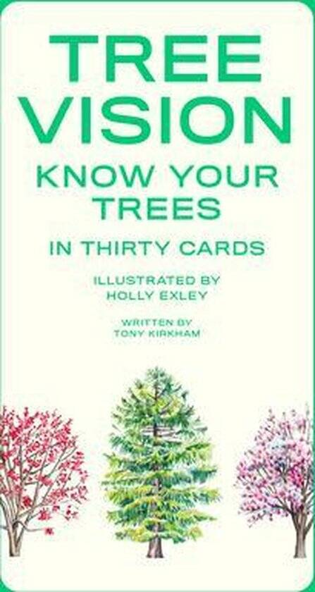Tree Vision 30 Cards to Cure Your Tree Blindness