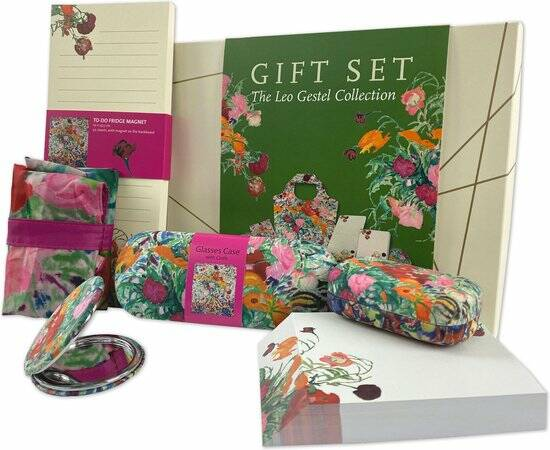 Gift Set The Leo Gestel Collection