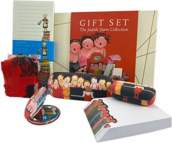 Giftset The Judith Stam Collection