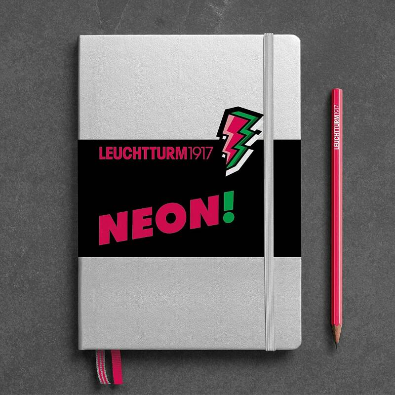 Leuchtturm1917 Notitieboek Neon! Edition (A5), hardcover
