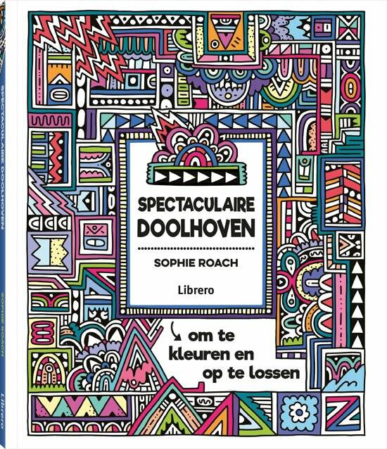 Spectaculaire doolhoven