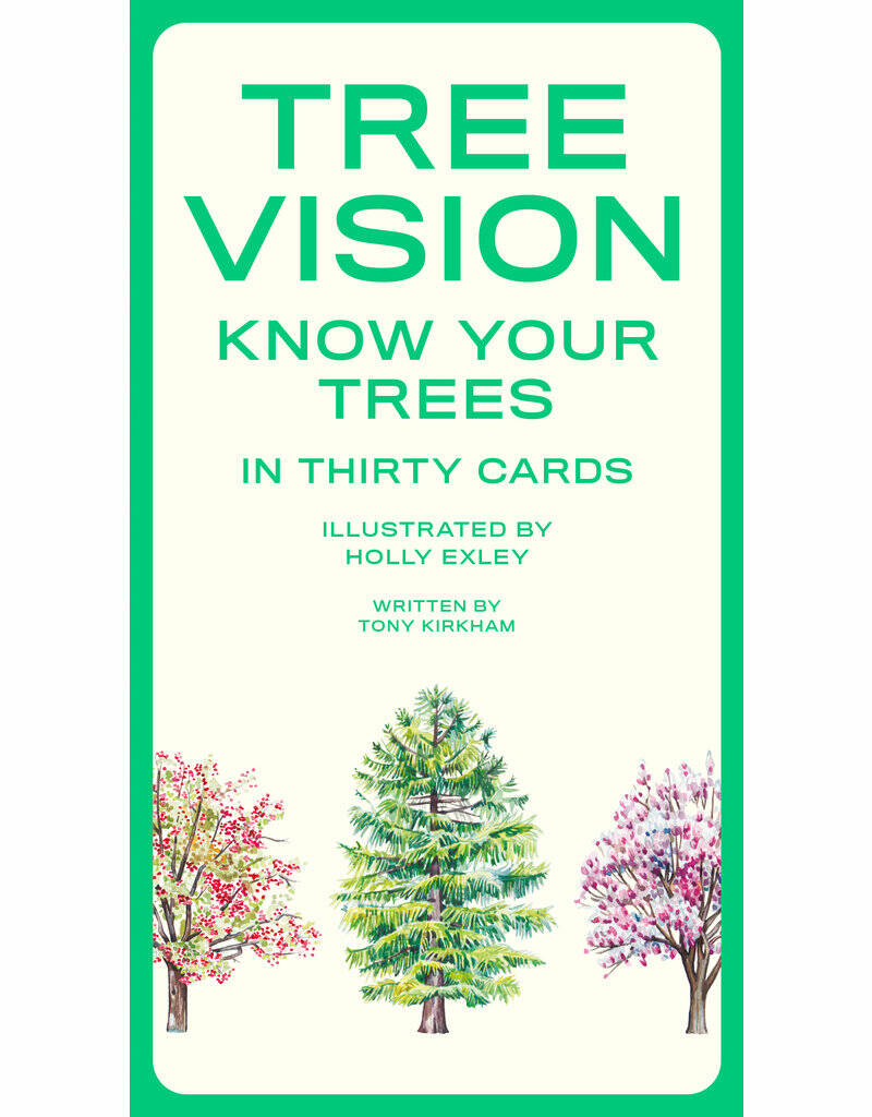 Tree Vision Know Your Trees in 30 Cards