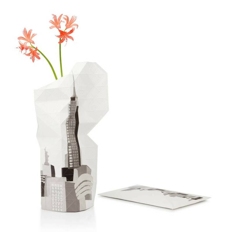 Paper Vase Cover - New York