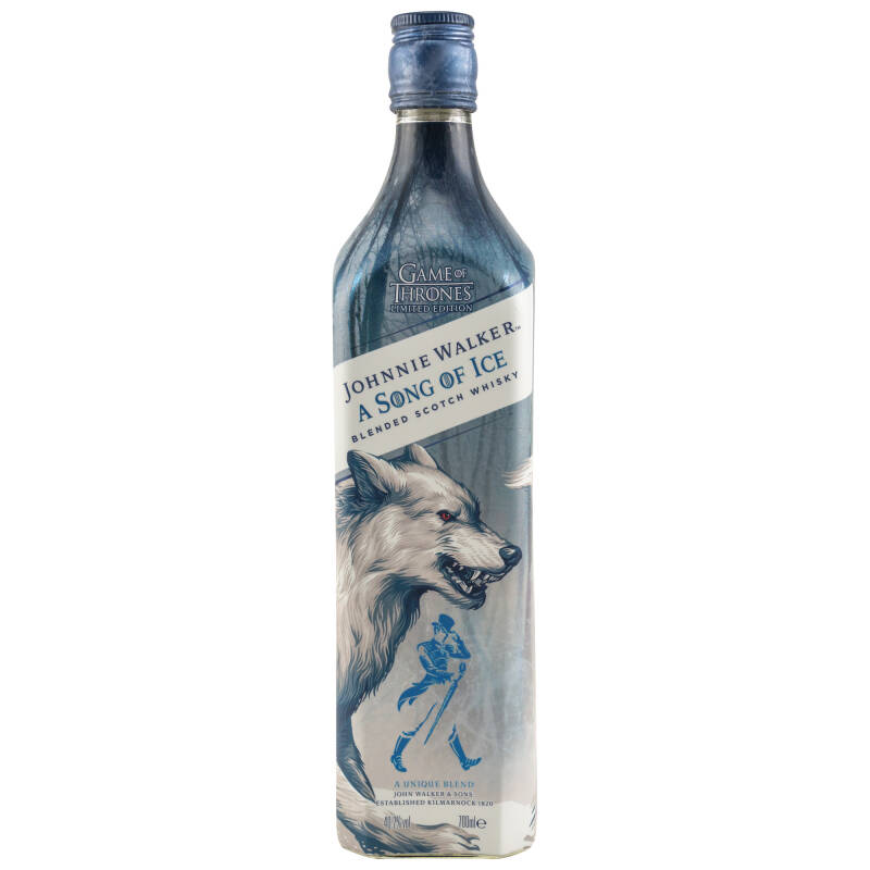 Johnnie Walker A Song of Ice - GOT Blended Scotch Whisky