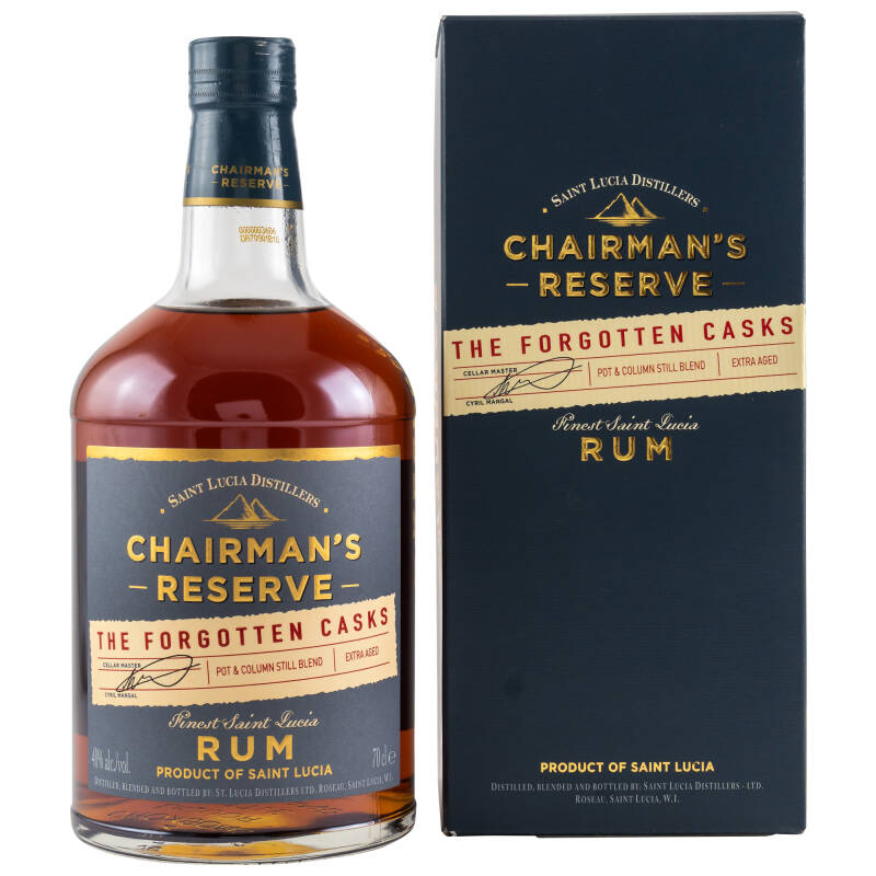 Chairmans Reserve The Forgotten Casks (in GP)