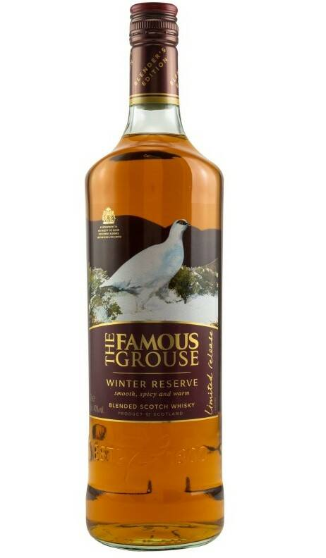 Famous Grouse Winter Reserve 1 Liter Flasche Blended Whisky