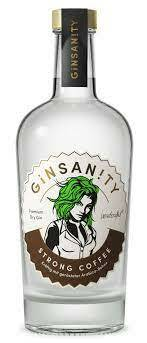 Ginsanity Strong Coffee