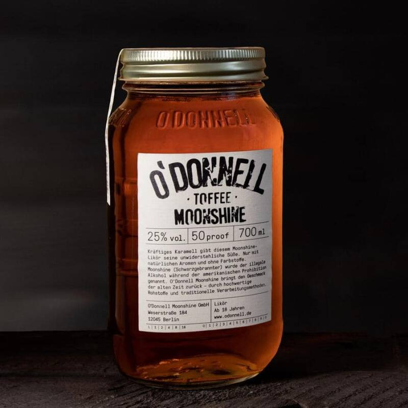 O´Donnell Toffee