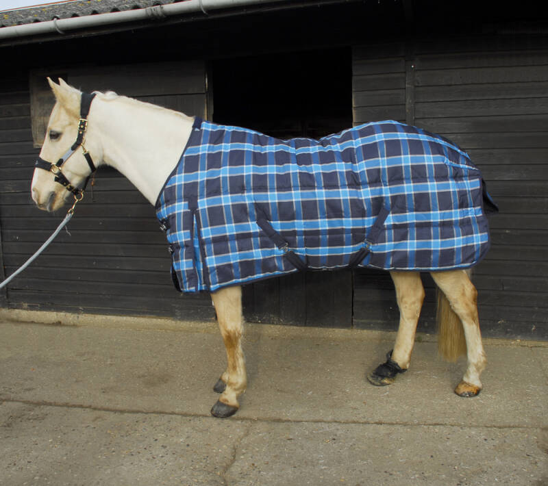 Rhinegold Andorra Stable Rug-300gsm Fill