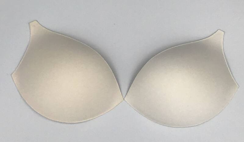Preformed cups plunge style 34B