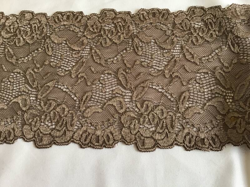 Coffee lace
