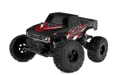 Team Corally - TRITON XP - 1/10 Monster Truck 2WD - RTR - Brushless Power 2-3S - Zonder accu en lader.