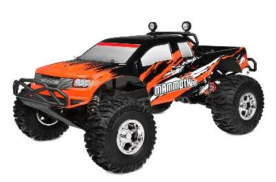 Team Corally - MAMMOTH XP - 1/10 Monster Truck 2WD - RTR - Brushless Power 2-3S - No Battery - Zonder accu en lader.