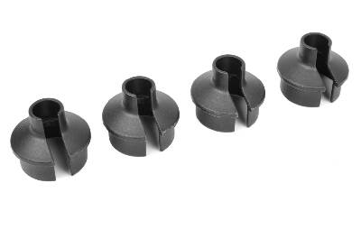 Team Corally - Shock Spring Cup - Composite - 4 pcs C-00180-029