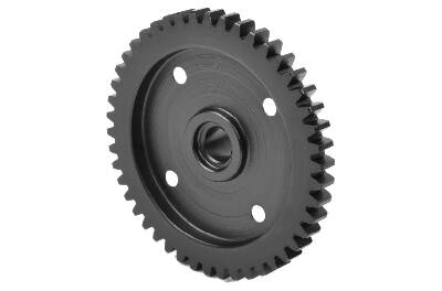 Team Corally - Spur Gear 46T - CNC Machined - Steel - 1 pc C-00180-091