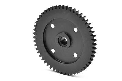 Team Corally - Spur Gear 52T - CNC Machined - Steel - 1 pc C-00180-607