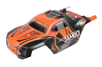 Team Corally - Polycarbonate Body - Jambo XP 6S - Painted - Cut - 1 pc C-00180-700