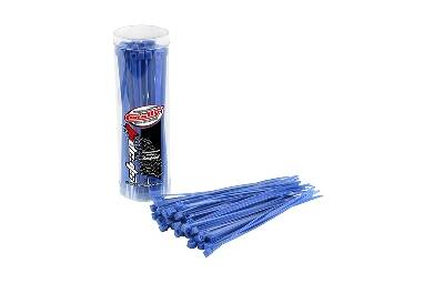 Team Corally - Strap-it - Kabelbinders - Blauw - 2.5x100mm - 50 st - C-50501