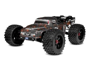 Team Corally - DEMENTOR XP 6S - 1/8 Monster Truck SWB - RTR - Brushless Power 6S - Zonder accu en lader