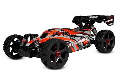 Team Corally - PYTHON XP 6S - 1/8 Buggy EP - RTR - Brushless Power 6S - Zonder accu en lader
