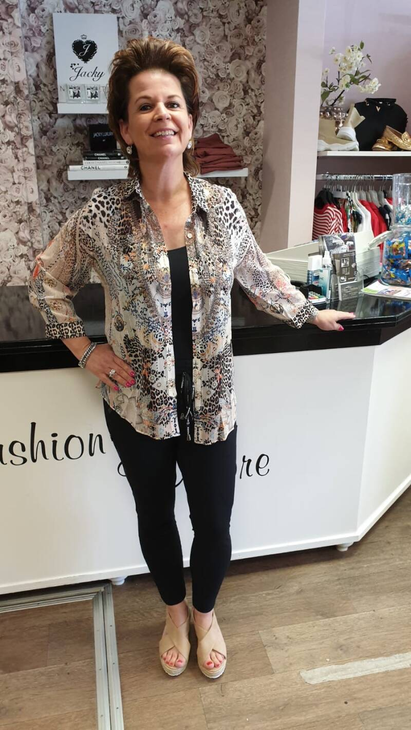 Blouse - Missy - Luxe