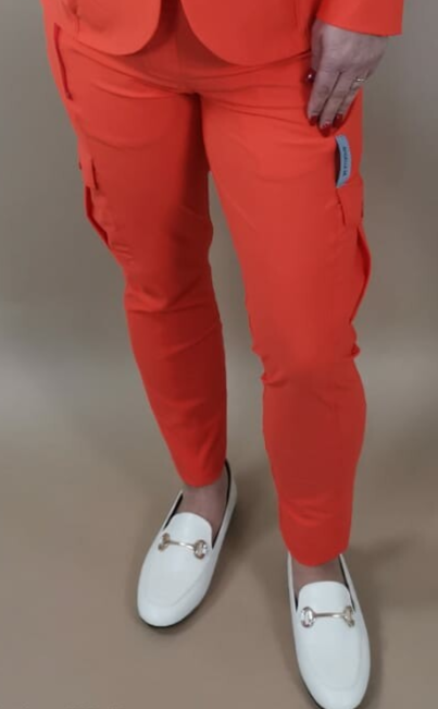 Broek - Angelle Milan - Orange