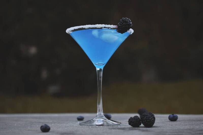 Blue Lagoon Cocktailpakket