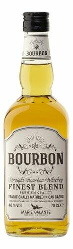 Bourbon Whiskey 40% 70cl