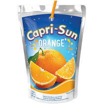 Capri-Sun Orange 1 stuk 20cl