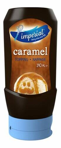 Imperial Topping caramel