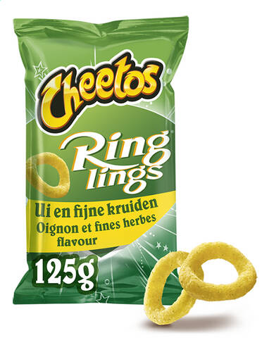 Cheetos Ringlings 125gr