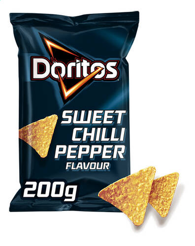 Doritos Tortillas Sweet Chilli Pepper 200g