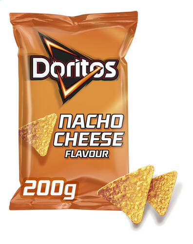 Doritos Nacho Cheese Flavour 185gr