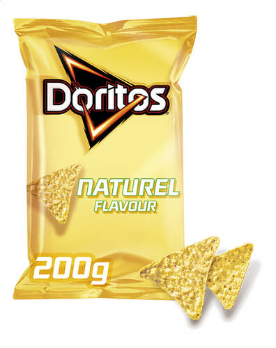 Doritos Naturel 200gr